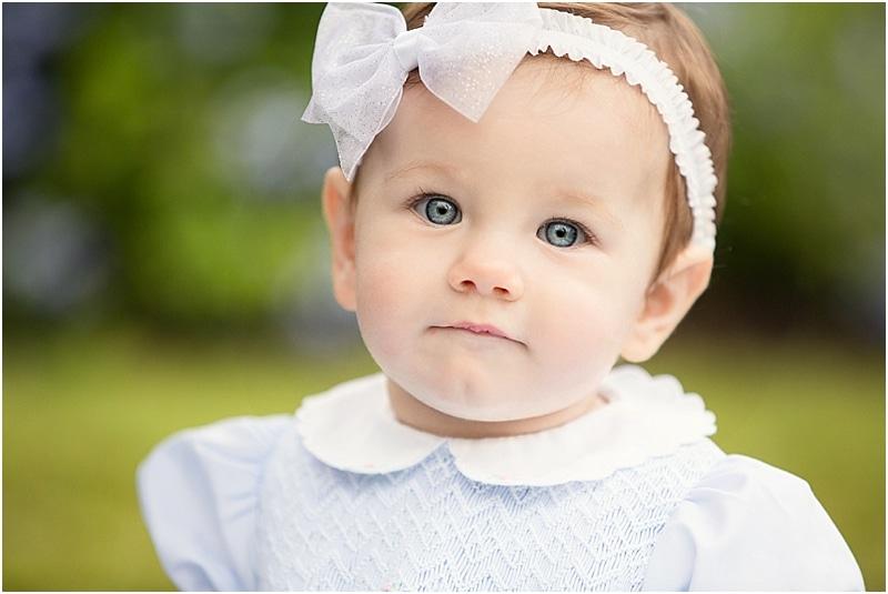 Baby Portraits + Winston-Salem, NC
