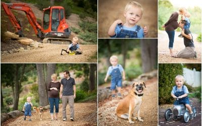 Baby Portraits + Boone, NC