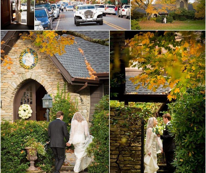 Blowing Rock, NC Wedding