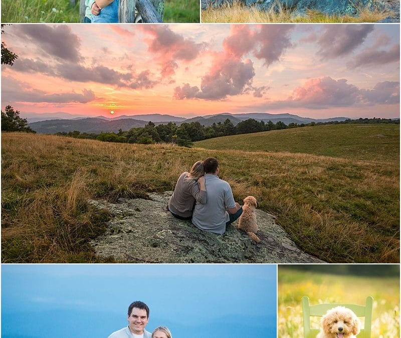Burton Photography, Blue Ridge Parkway Portraits