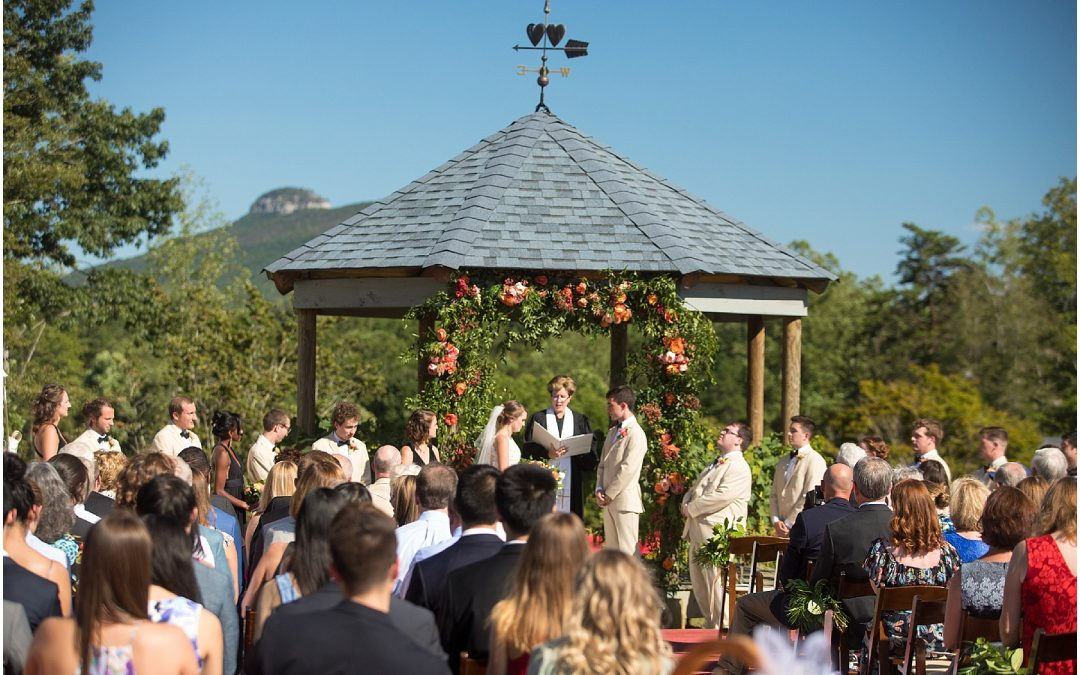JoLo Winery Wedding